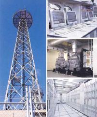 MCA無線の中継局