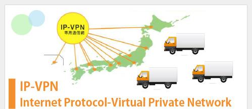 IP-VPN専用通信網